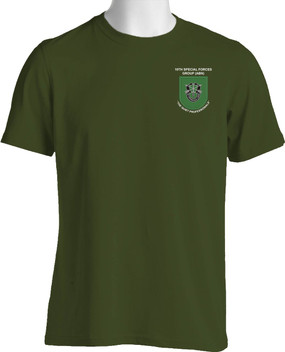10th Special Forces Group Cotton Shirt