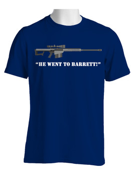 He Went to Barrett