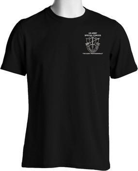 Special Forces Cotton T-Shirt