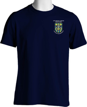 12th Special Forces Group Cotton T-Shirt