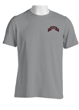 1-75 Ranger Battalion  Cotton Shirt