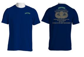 US Army Green Beret Cotton Shirt
