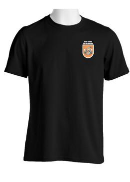 "82nd Signal Battalion  ""Flash & Crest"" (Pocket) Cotton Shirt"