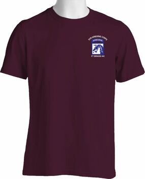 XVIII Airborne Corps (Pocket) Cotton Shirt