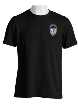 75th Ranger Regiment DUI  (Tan Beret)  Cotton Shirt