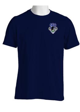 "506th Parachute Infantry Regiment ""Skull & Beret"" (Pocket) Cotton Shirt"
