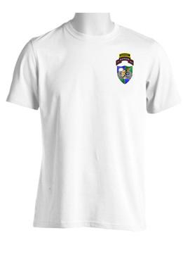 75th Ranger Regiment DUI (Tan Beret) w/ Ranger Tab Moisture Wick