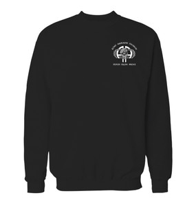 "82nd Airborne Division ""Punisher""  Embroidered Sweatshirt"