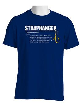 Strap Hanger Cotton Shirt