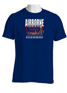 AIRBORNE-Overnight Express Cotton Shirt
