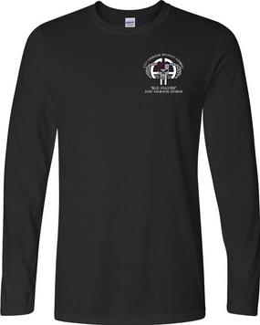 3-325th Long-Sleeve Cotton Shirt (P)