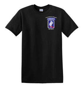 173rd Airborne Brigade Cotton T-Shirt