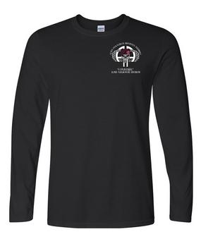 3-505th PIR Long-Sleeve Cotton Shirt (P)