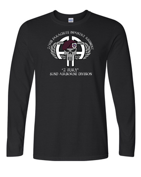 2-508th PIR Long-Sleeve Cotton Shirt (FF)