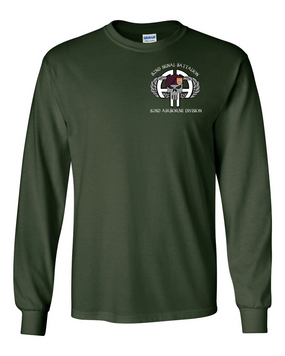 82nd Signal Battalion Long-Sleeve Cotton Shirt (P)