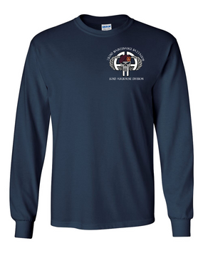 782nd Maintenance Battalion Long-Sleeve Cotton Shirt (P)