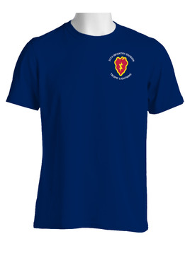 25th Infantry Division Cotton T-Shirt (P)
