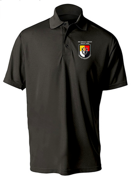 3rd Special Forces Group Embroidered Moisture Wick Shirt (Paragon)