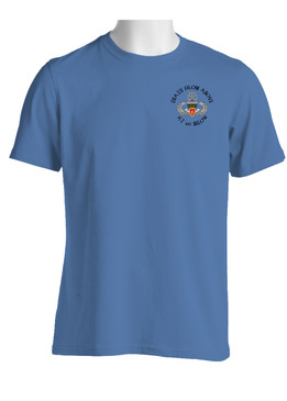 4th Brigade Combat Team (Airborne) Moisture Wick Shirt -(P)