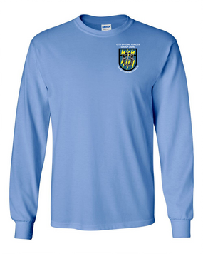 12th Special Forces Group Long-Sleeve Cotton Shirt