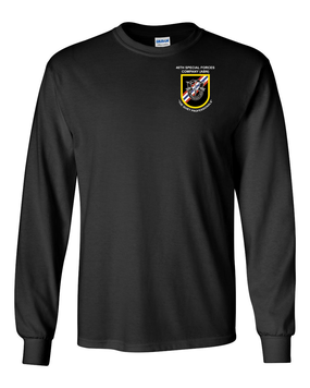 46th Special Forces Group Long-Sleeve Cotton Shirt