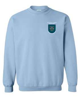 19th Special Forces Group Embroidered Sweatshirt