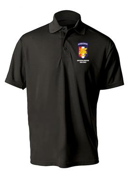 Southern European Task Force (SETAF) Embroidered Moisture Wick Shirt (Paragon)
