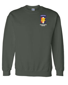Southern European Task Force (SETAF) Embroidered Sweatshirt