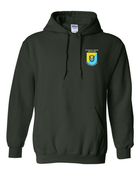 8th Special Forces Group Embroidered Hooded Sweatshirt