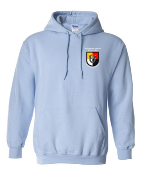 3rd Special Forces Group Embroidered Hooded Sweatshirt