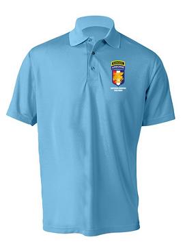 SETAF w/ Ranger Tab Embroidered Moisture Wick Shirt (Paragon)