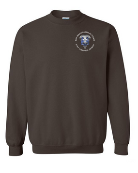 82nd Hqtrs & Hqtrs Battalion Embroidered Sweatshirt