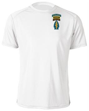 Triple Canopy Moisture Wick Shirt -(Pocket)