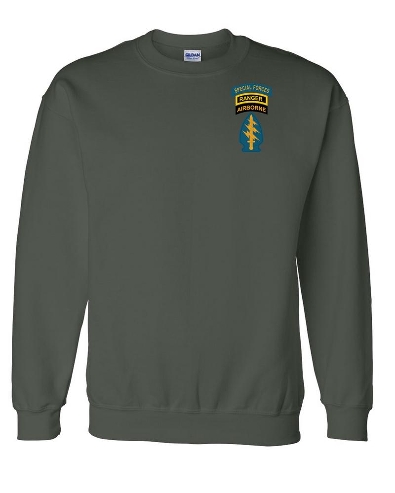... Triple Canopy Embroidered Sweatshirt. Image 1  sc 1 st  Grunt Holding Company & Triple Canopy Embroidered Sweatshirt
