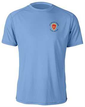 25th Infantry Division Moisture Wick Shirt