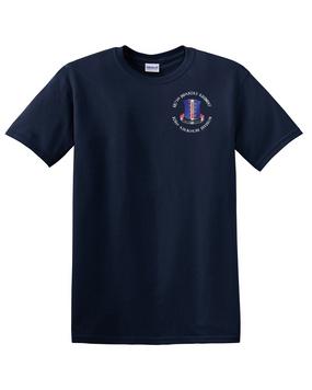 187th Regimental Combat Team Cotton T-Shirt