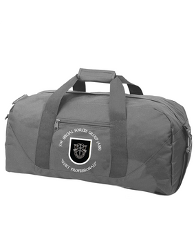 5th Special Forces Group V1  Embroidered Duffel Bag