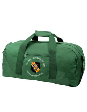 5th Special Forces Group V2  Embroidered Duffel Bag