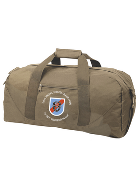 20th Special Forces Group Embroidered Duffel Bag