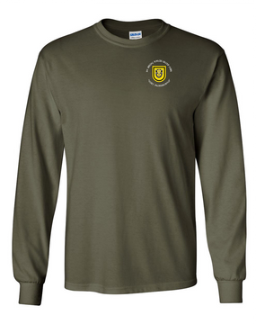 1st Special Forces Group Long-Sleeve Cotton Shirt (C)