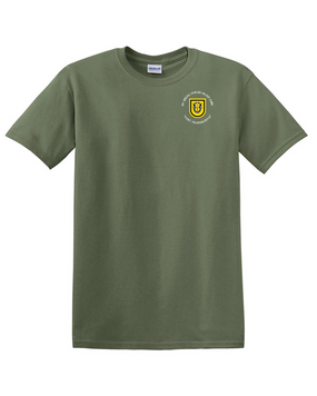 1st Special Forces Group Cotton T-Shirt (C)