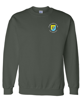 8th Special Forces Group  Embroidered Sweatshirt  (C)