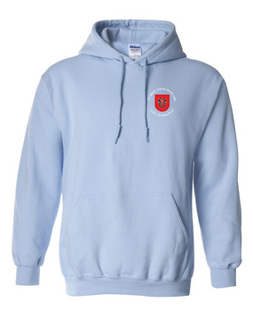 7th Special Forces Group  Embroidered Hooded Sweatshirt (C)