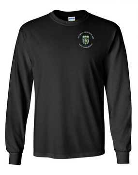 12th Special Forces Group  Long-Sleeve Cotton Shirt (C)