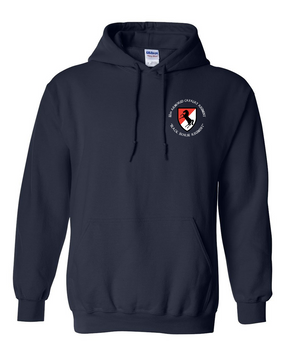 11th ACR Embroidered Hooded Sweatshirt (C)