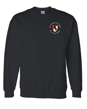 11th ACR Embroidered Sweatshirt (C)