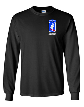 "173rd ""Sky Soldiers"" Long-Sleeve Cotton Shirt"