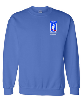 "173rd ""Sky Soldiers"" Embroidered Sweatshirt"