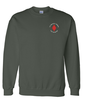 5th Infantry Division Embroidered Sweatshirt (C)