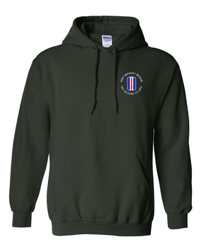 193rd Infantry Brigade Embroidered Hooded Sweatshirt (C)